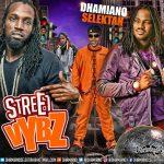 MIX ACTUAL: Street Vybz de Dhamiano Selectah