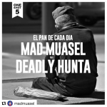 Quinto One Shot de Mad Muasel «El pan de cada día» junto a Deadly Hunta