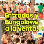 Ya puedes reservar tu entrada y Bungalows para Lagata Reggae