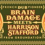 Brain Damage y Harrison Stafford preparan nuevo álbum