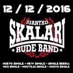 Juantxo Skalari y la Rude Band adelantan su nuevo disco con el clip de «Sarrera VIII»