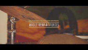 """WHOLE HEAP A STORIES episodio #2 con Leroy """"Horsemouth"""" Wallace por Rebelmadiaq Sound y Poca Broma Produccions"""