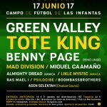 El 17 de Junio llega la segunda edición de Jaén Reggae Festival