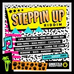 "Greezzly Productions nos presenta su one riddim de dancehall ""Steppin Up"""