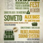 El Pandorga Reggae Fest lanza su campaña de micromecenazgo para hacer posible la 3ª Edición.