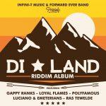 Di Land Riddim es la nueva producción de Infini- T Music con Luciano, Emeterians, Gappy Ranks…