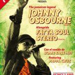 Johnny Osbourne visita Bilbao el 2 de Junio