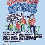 SOUNDS FOR REFUGEES: Vilanova i la Geltrú acogerá una jornada de difusión y recaudación para los refugiados