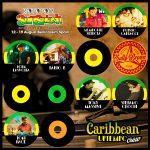 La 'resident crew' de Caribbean Uptempo tiende puentes entre el sonido 'made in Jamaica' y las raíces más profundas de los ritmos caribeños