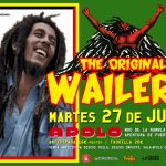 The Original Wailers, única fecha en el estado: 27 de Junio en Barcelona