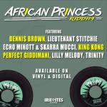 «African Princess» es el nuevo riddim de Irie Ites Records