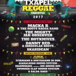 Txapel Reggae 2017: a falta de un mes desvelamos en line-up