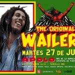 Un repaso por grandes clásicos de The Original Wailers antes de su actuación en Barcelona