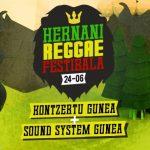 Este sábado se celebra el Hernani Reggae Festibala