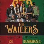 The Wailers visitan Barcelona el 28 de Agosto