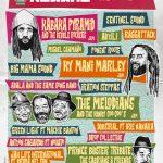 Lo que sonará en Nowa Reggae