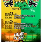 Villar del Olmo acoge el «Reggae Summer Nigths, Ready for Sunsplash»