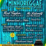Llega la 8ª edición del Minho Reggae Splash